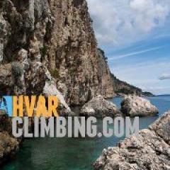 Climbing Hvar