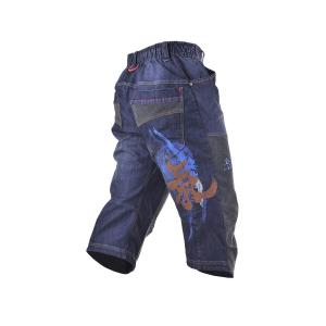 Denim-C 3/4 length