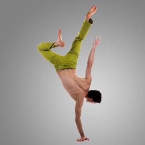 MERCURY  Men\'s Movement Enhanced Jeans Greenish Yellow