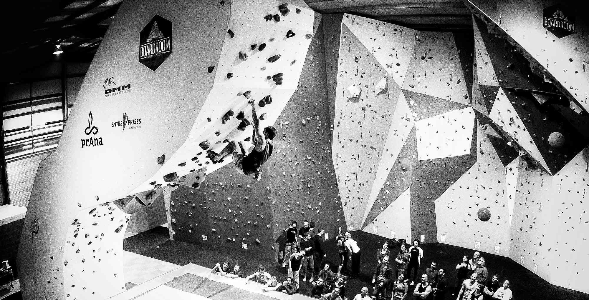 The Boardroom Climbing
