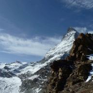 Matterhorn by Marjo .