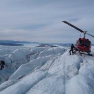 upernavik glacier, Greenland by Kevin Le Morzadec