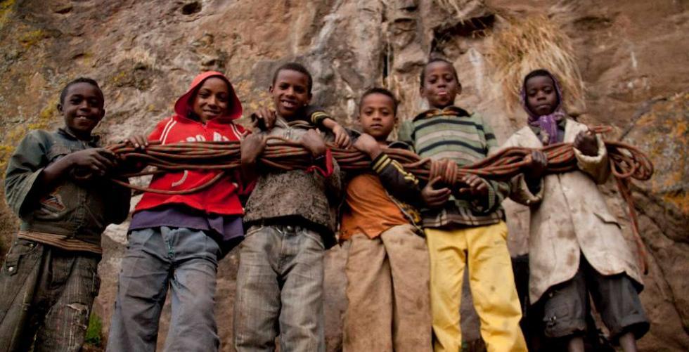 An Ethiopian Romance in Armora Gedel