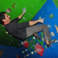 Indoor Climbing Gym - NAVE by José Carlos Sousa