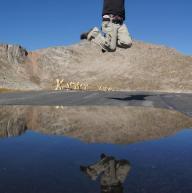 Mt. Evans, CO by Anita Bernhardt
