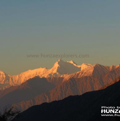 Karakoram Range by Hunza Explorers