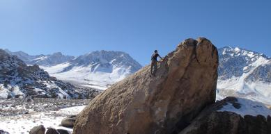 A picture from The Buttermilks by Richard Robinson
