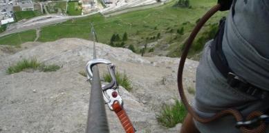 Mammut Klettersteig Zermatt
