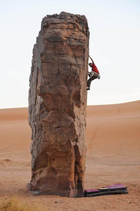 A picture from Hoggar by Mike Fuselier