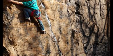 A picture from The Red River Gorge (RRG) by Patrick Trois