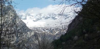 A picture from Val di Mello by Pizzolato Alarico