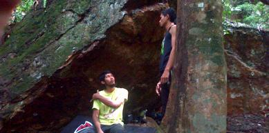 A picture from Bukit Payung by Izzuddin Izzu