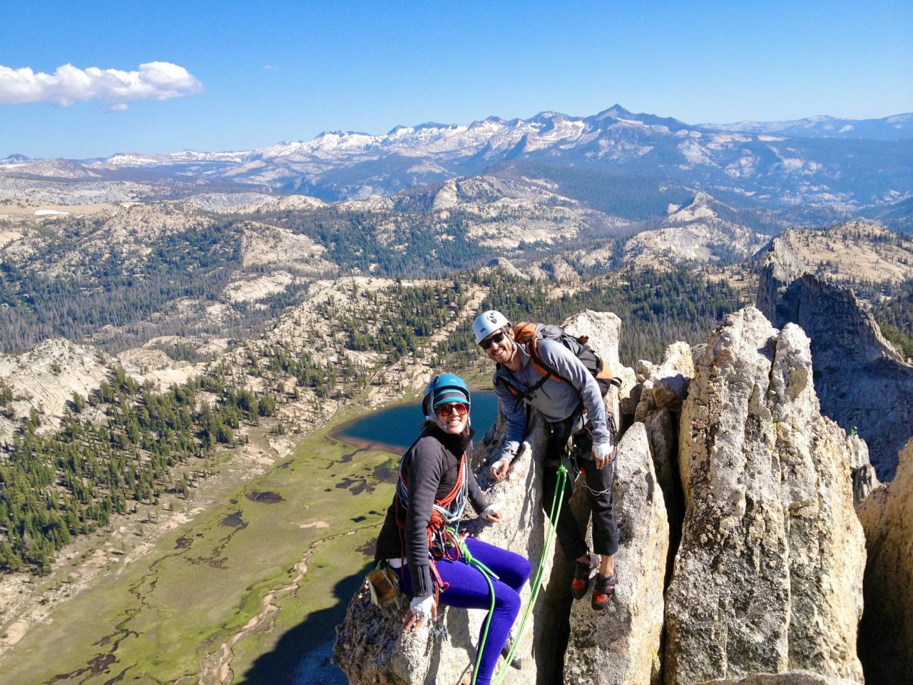 A picture from Tuolumne Meadows  by Aicacia Young
