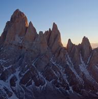 Cerro Chaltén / Fitz Roy by Jon Griffith