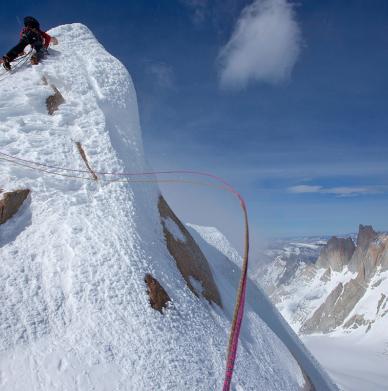 Cerro Piergiorgio by Jon Griffith