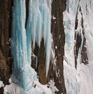Glacier d\'Argentière by Jon Griffith