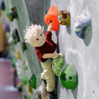 Climbing Spot by Tomasz Włodarczyk