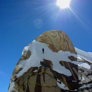 Cerro Torre by Boreal