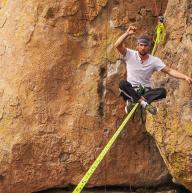 El Diente by Spotters Climbing