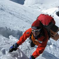 Gasherbrum II by Daniela Teixeira