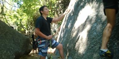 A picture from Reserva Florestal do Grajaú by Rodrigo Lang