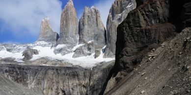 A picture from Torres del Paine by Atila Barros