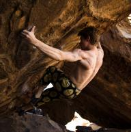 Hueco Tanks by Megan Abshire