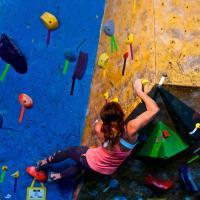 The Front Climbing Club (Ogden, UT) by Samantha Noll