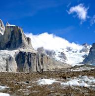 Cerro Torre by Alon Brookstein
