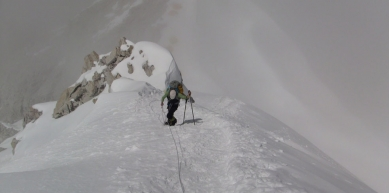 A picture from Cho Oyu by Boreal