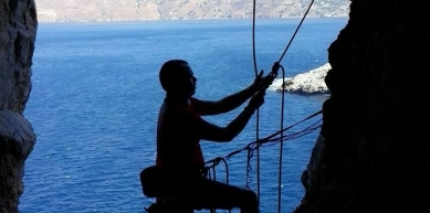 A picture from Kalymnos by Lupo Marco