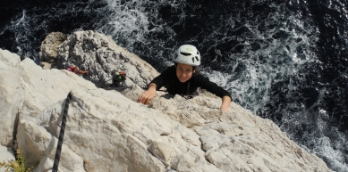 A picture from Les Calanques by Manuel Roberty