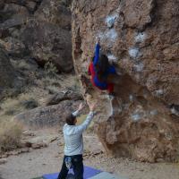 Happy Boulders by Tiffani Johnson