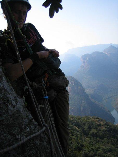 A picture from Blyde River Canyon by Jesse van Graan