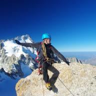 Aiguille du Tour, Arete de la Table by Nico Wazouf