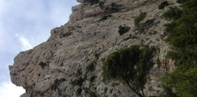 A picture from Les Calanques by Anne-Lise Farioli