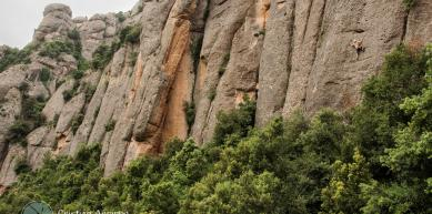 Life and Climbing Montserrat Catalunya