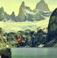Cerro Chaltén / Fitz Roy by Matt Weiseth