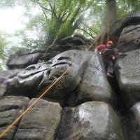 Harrison Rocks by James Cook