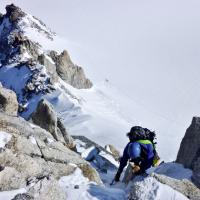 Aiguille du Tour, Arete de la Table by Jeremy Saadi
