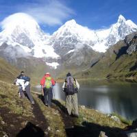 Jirishanca, Cordillera Huayhuash, Andes by Peruvian Mountains