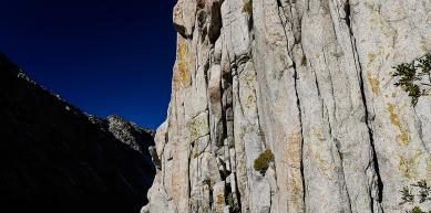 A picture from Little Cottonwood Canyon, UT by chris vultaggio