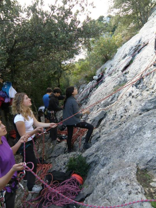 A picture from Ardeche  by Genessis Perez