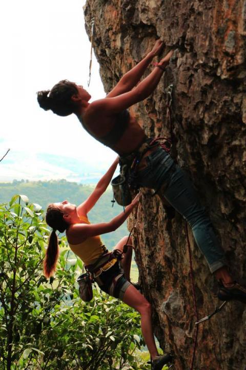 A picture from Serra da Bocaina by Renata Tavares