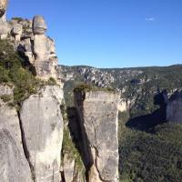 Gorges de la Jonte by Momal silva