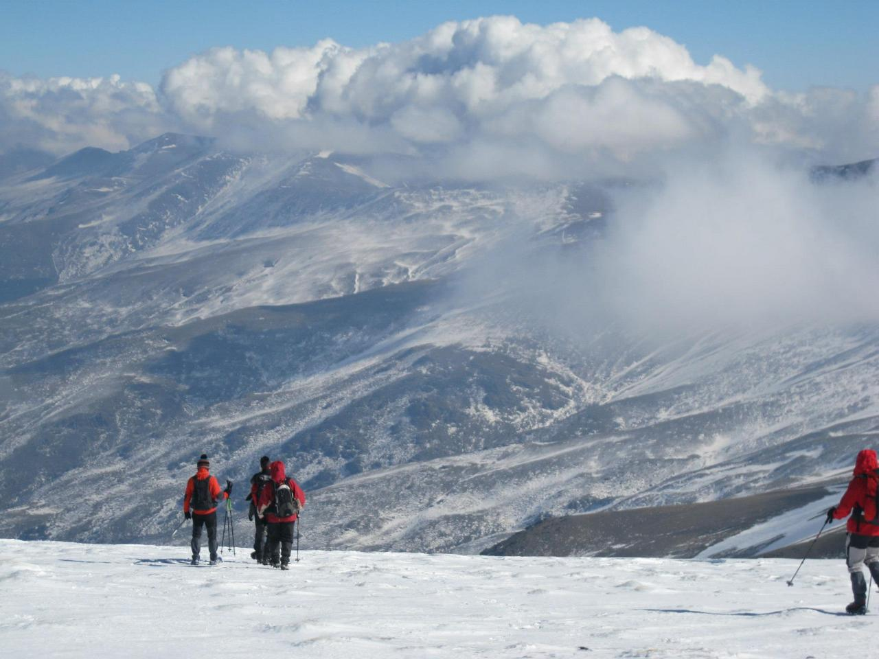 A picture from Sierra Nevada by soriano dario