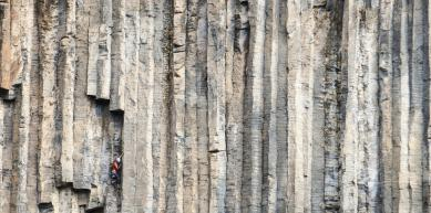 A picture from Jermuk by Patagonia