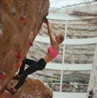 Edinburgh Indoor Climbing Arena (EICA), Ratho by Brożek Ania