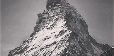 A picture from Matterhorn by Etienne Bernard