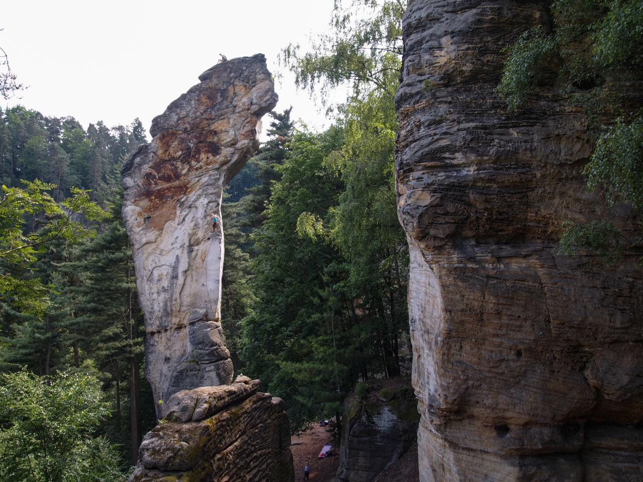 A picture from Příhrazy by Jan Zahula